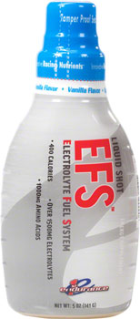First Endurance EFS Liquid Shot: Vanilla Box of 6