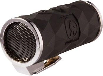 Outdoor Tech Buckshot 2.0 Wireless Bluetooth Speaker: Black/Chrome
