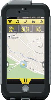 Topeak iPhone 6/6s Weather Proof Case Black