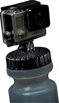 Bar Fly GoPro Bottle Top Mount Nalgene, Red