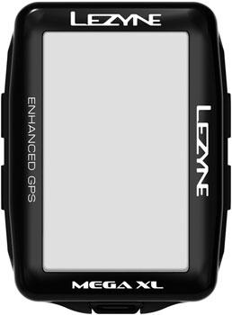 Lezyne Mega XL GPS Computer: Black