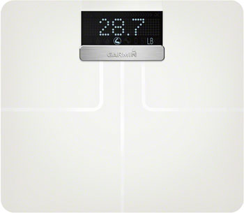 Garmin Index Smart Scale, White