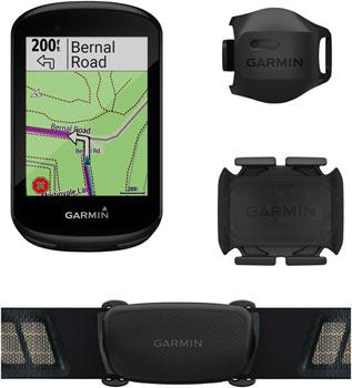 Garmin Edge 830 Speed/Cadence Bundle Bike Computer - GPS, Wireless, Speed, Cadence, Black