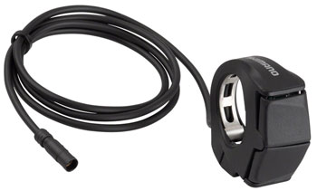 SHIMANO STEPS SW-E8000-L Left Hand Assist Switch sold without E-Tube