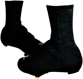 Black XL Planet Bike Dasher Toe Shoe Cover