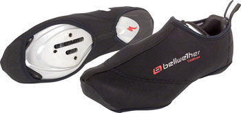 Bellwether Coldfront Shoe Cover: Black LG