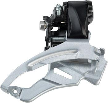 ba9ae07070e Shimano Altus FD-M2000 9-Speed Triple Down-Swing Dual-Pull Front Derailleur  Bikeman Product Code: FD0611