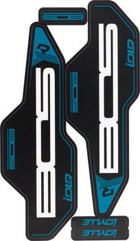 Bos Suspension Fork Decal Kit for Idylle Air-Rocky Mountain 02
