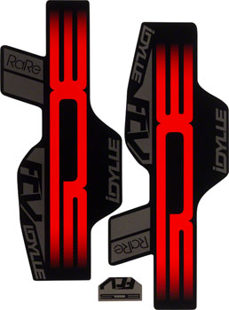 Bos Suspension Fork Decal Kit for Idylle FCV, Rocky Mountain 03