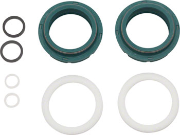 SKF Low-Friction Dust Wiper Seal Kit: RockShox 32mm, Fits A1-A2 SID (08- 16), Reba, Revelation, Recon, Sector, Argyle, Tora and XC32 Forks