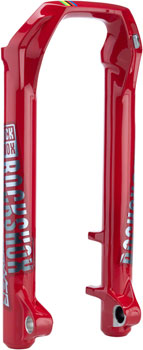 "RockShox Lower Leg: BoXXer C1, 27.5"" 20 x 110 mm Boost Spacing, Red"