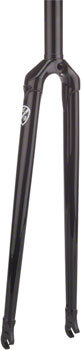 "All-City 1"" Track Fork Straight Blade Black"