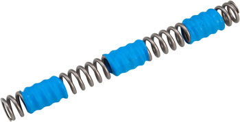 Cane Creek Helm Coil:  Blue, 65 lbs/in Spring, Firm