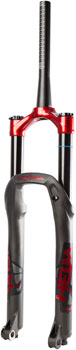 "Cane Creek Helm Air Suspension Fork 160mm Travel 110 x 15mm Boost 27.5"" 44mm Offset, Cherry Bomb Red"