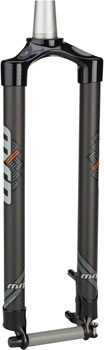 MRP Rock Solid Rigid Carbon Fork 465mm Tapered 15mm Thru Axle