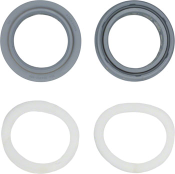 RockShox 2011-2013 SID / 2012-2013 Reba Dust Seal / Foam Ring Kit, Grey 32mm Seal, 5mm Foam Ring