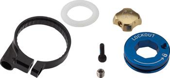 RockShox Remote Spool and Cable Clamp Kit, 2013-2016 Reba RLT