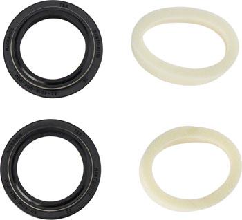 RockShox XC30 / 30 Gold / 30 Silver / Paragon Dust Seal / Foam Ring, Black 30mm Seal, 5mm Foam Ring