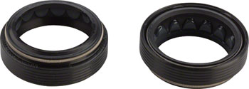 RockShox Dust Seal: Black Flangeless 32mm X 41mm - Bluto/RS-1/ SID B1 (2017+)/32mm Boost Forks, Qty 2