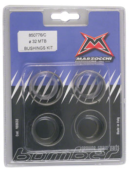 Marzocchi Bomber Bushing Kit for 2003-later Bombers with 32mm stanchions, press-fit