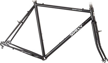 Surly Cross Check 62cm Frameset Gloss Black
