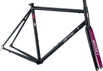 All-City Mr Pink Frameset 46cm, 10th Anniversary