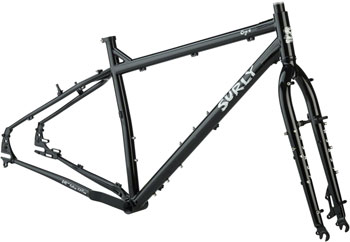 Surly Ogre Frameset LG Black