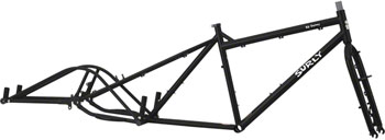 Surly Big Dummy Frameset MD Blacktacular