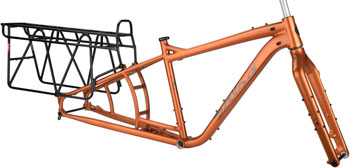 Salsa Blackborow Frameset MD Copper