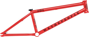 We The People Revolver BMX Frame -  21