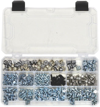 Wheels Manufacturing Der Hanger Fastener Assortment