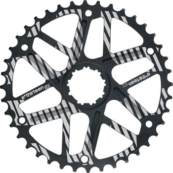 e*thirteen Extended Range Cog 42t Shimano 36t Compatible, Black