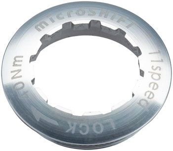 microSHIFT Cassette Lockring For 11-Speed Cassettes