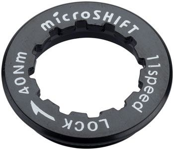 microSHIFT Cassette Lockring For 8, 9, and 10-speed Cassettes
