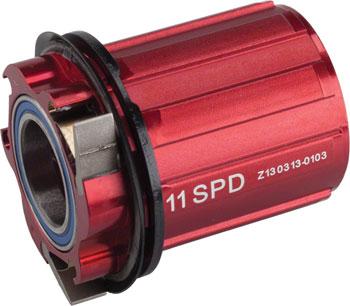 Zipp Freehub Kit for 2013 - 2015 188 Hub 11-speed SRAM/Shimano, Red