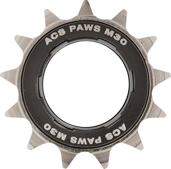 "ACS PAWS M30 Freewheel, 13T 3/32"", Nickel"