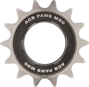 "ACS PAWS M30 Freewheel, 14T 3/32"", Nickel"