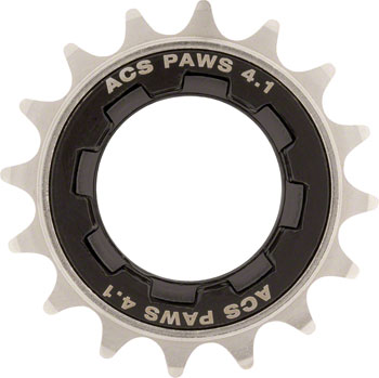 "ACS PAWS 4.1 Freewheel, 16T 3/32"", Nickel"