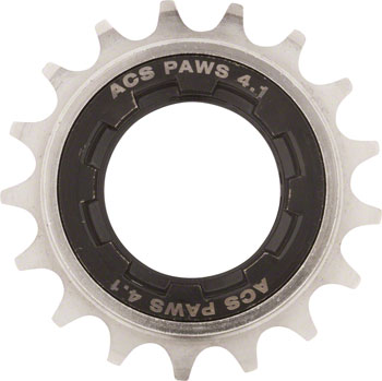 "ACS PAWS 4.1 Freewheel, 17T 3/32"", Nickel"