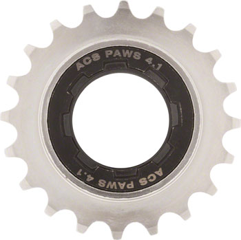 "ACS PAWS 4.1 Freewheel, 20T 3/32"", Nickel"