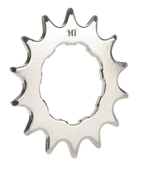 Dimension 12t Splined Cog BMX or Singlespeed