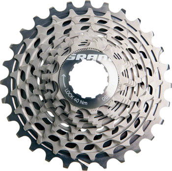 2012 SRAM Red XG-1090 10-Speed X-Dome 11-23 Cassette