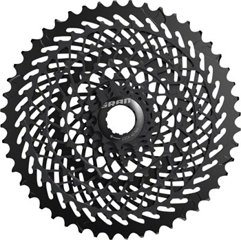 SRAM EX1 XG-899 Cassette - 8 Speed, 11-48t, Black, eBike Compatible