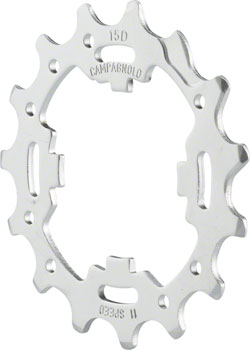 Campagnolo 11-Speed 15 Tooth D Cog for 11-27 and 11-29 Cassettes