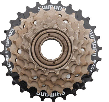 Shimano MF-TZ20 6-Speed 14-28t Freewheel