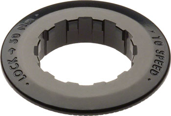 Campagnolo/Fulcrum 27.0mm Steel Lockring for 12-16t first cog, Shimano/SRAM Cassettes