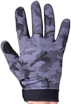The Shadow Conspiracy Conspire Gloves - Crow Camo, Full Finger, Medium
