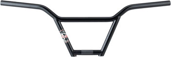 "Animal 4 AM Four Piece Bar 8.25"" Rise Black"