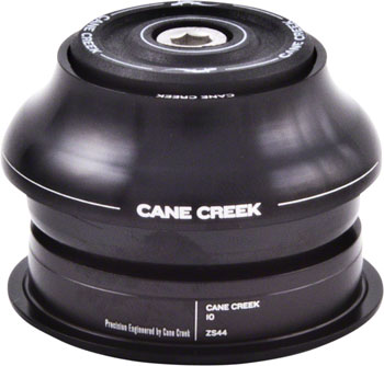 Cane Creek 10 Series Complete Headset, ZS44/28.6mm Upper with Tall Top Cover and ZS44/30.0mm Lower, Black