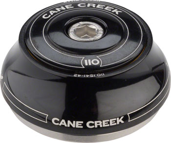 Cane Creek 110 IS42/28.6 Tall Cover Top Headest Black